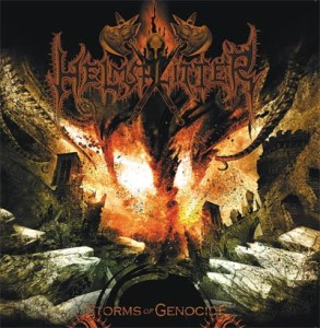 Helmsplitter- Storms of Genocide