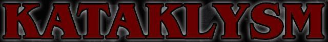 Kataklysm logo