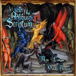 Antiquus Scriptum cover