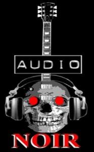Audio Noir Logo