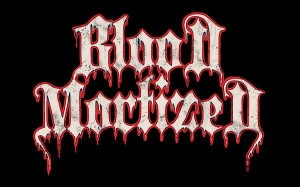 Blood Mortized Logo