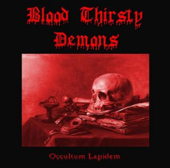 Blood Thirsty Demons cover