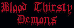 Blood Thirsty Demons logo