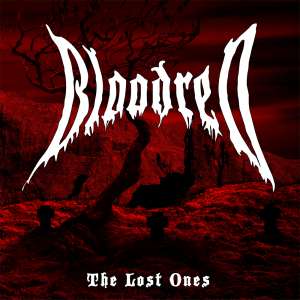 Bloodred EP Cover
