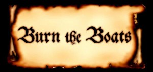 Burn the Boats logo