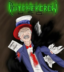 Butchercrow-capasingle