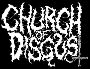 Church Of Disgust Logo