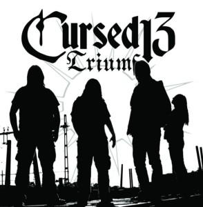 Cursed 13 cover