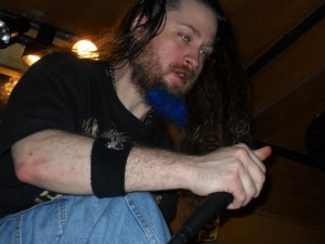 D.O.M Destruction Of Mankind - vocals