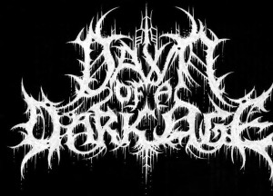Dawn Of A Dark Age Logo-White