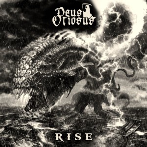 Deus Otiosus - Rise cover