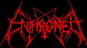 Enthroned Logo