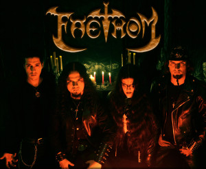 Faethom Band with logo