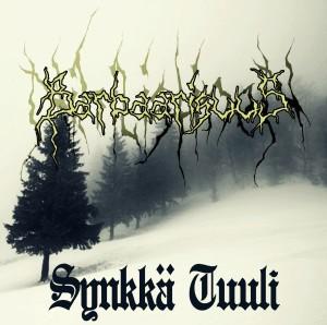 Nihilistinen Barbaarisuus Synkkä Tuuli 2013 cover