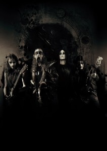 enthroned_bandpicture
