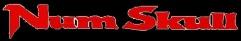 num skull logo