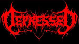 Depressed Logo Red