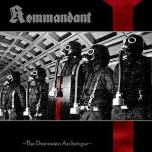 Kommandant cover