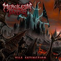 Merciless Terror Cover