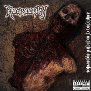 Necrolepsy cover