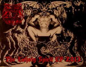Neverchrist - the unholy spirit ep 2013