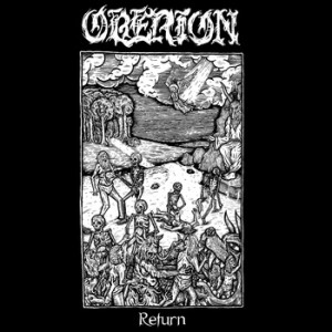 Oberion Cover