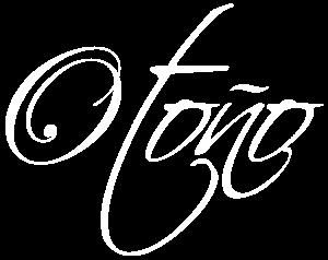 Otono Main Logo Hi Res White