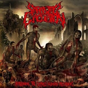 Parasitic Ejaculation cover