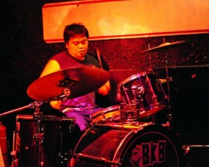 Pathogen - Vic Jarlego-Drums