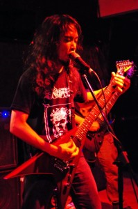 Pathogen - Willie Desamero-Guitar,Vocals