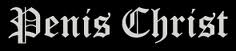Penis Christ logo