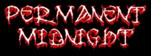 PermanentMidnight logo
