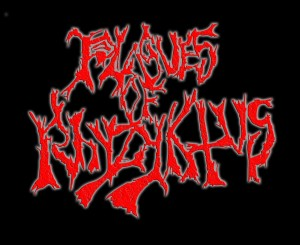 Plagues of Rhyzyktus Logo