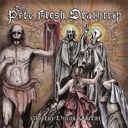 The Pete Flesh Deathtrip cover