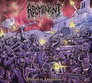 Abominant - Onward to Annihilation