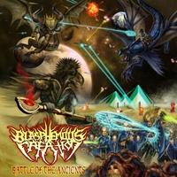 Blasphemous Creation - Battle of the Ancients