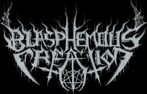 Blasphemous Creation Logo
