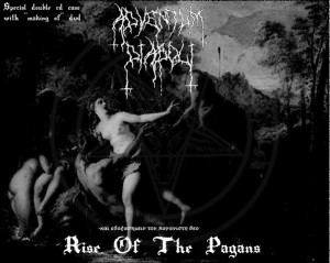 Adventum Diaboli  - Rise of the Pagans