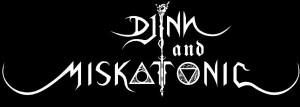 Djinn and Miskatonic Logo