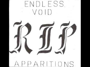 Endless Void - Apparitions