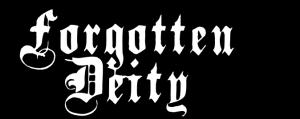 Forgotten Deity Logo