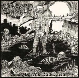 Graveyard Ghoul - Tomb of the Mouldered