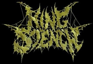 King Stench Logo