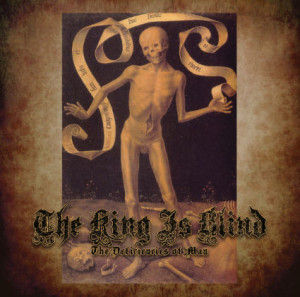 The King Is Blind cover