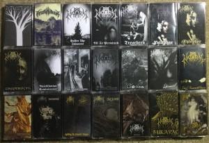 Natanas albums