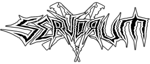 Servorum logo for black bg