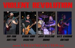 Violent Revolution - Photo