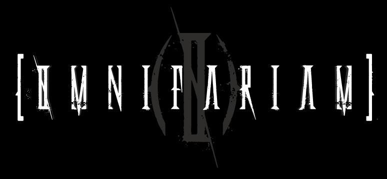 Omnifariam Logo - white