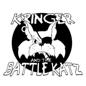 kringer-and-the-battle-katz-logo-bw
